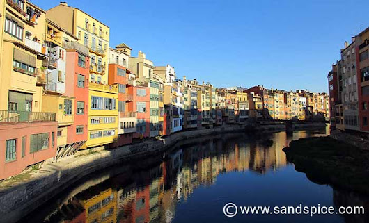 Girona in Giro - What to see and do in the Springtime