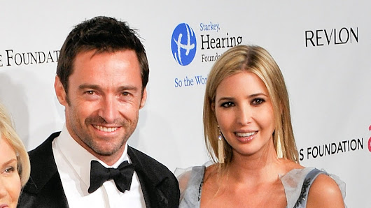 Hugh Jackman Just Can't Quit Jared and Ivanka
