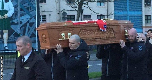 Derry City Football Club; still shattered by the loss of their beloved captain - FootyBlog.net