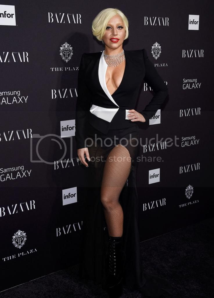 Lady Gaga at New York Fashion Week photo lady-gaga-new-york-fashion-week-harpeers-bazaar-event.jpg