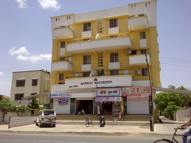 Samrat Sovereign - 2 BHK 3 BHK Flats  - Baburao Shankarrao Tupe Road (D P Road) Hadapsar  - Visit Livogue - 1 BHK, 1.5 BHK & 2 BHK Flats at Malwadi Hadapsar, Pune 411028