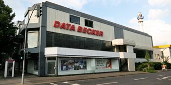 Oficina Data Becker en Alemania