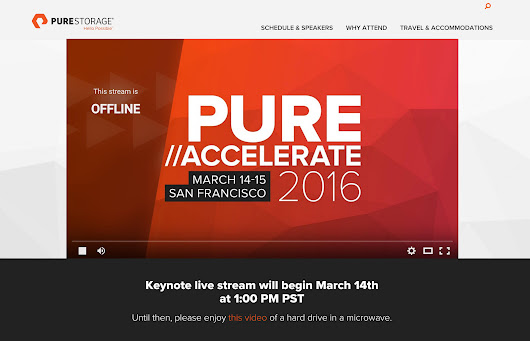 Pure//Accelerate 2016