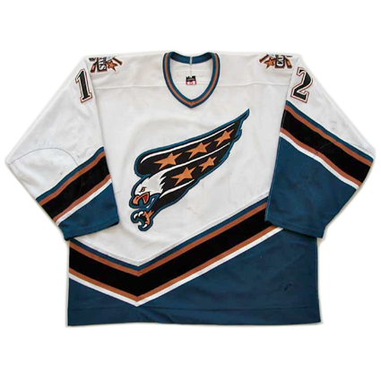 Washington Capitals 98-99 jersey