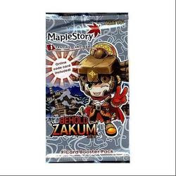 Maple Story Behold Zakum Booster Pack