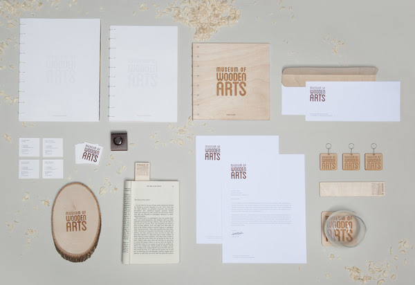 381 60 Professional Examples of Stationery Design