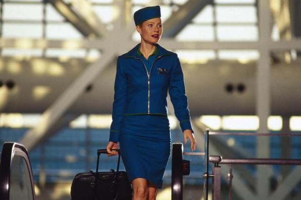 Companhia aérea faz voos só com tripulação feminina Divulgação/Universal