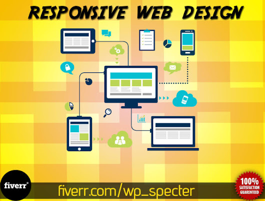 wp_specter : I will provide responsive design for worldwide existing devices for $30 on www.fiverr.com