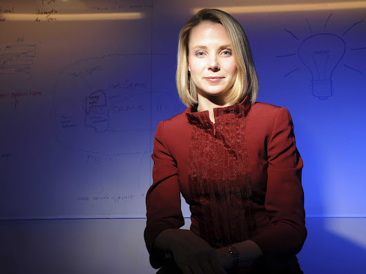 Marissa Mayer Is Firing ~500 Underperforming Yahoo Employees