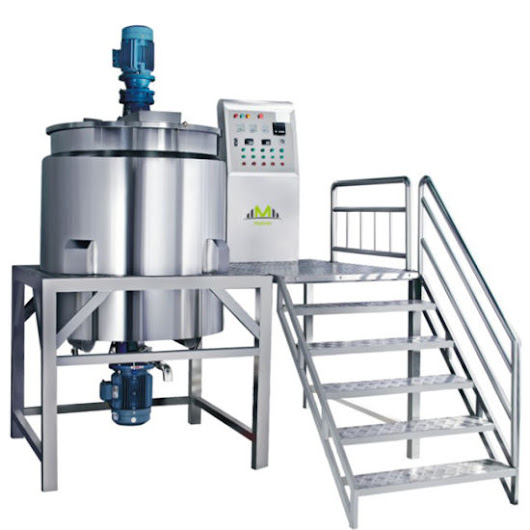 1000L homogenizer mixer liquid soap mixing machine cosmetics