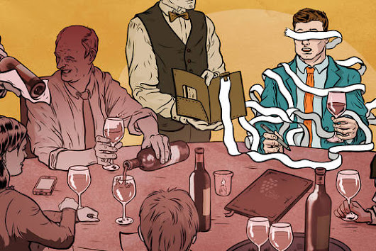 When Your Dinner Guest Orders a $700 Bottle of Wine: An Etiquette Guide
