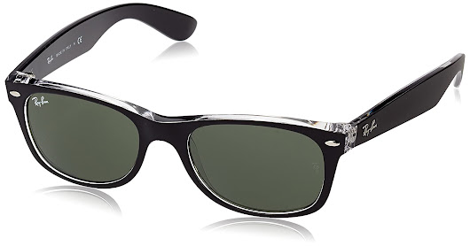 $67.90 Ray-Ban RB2132 New Wayfarer Sunglasses