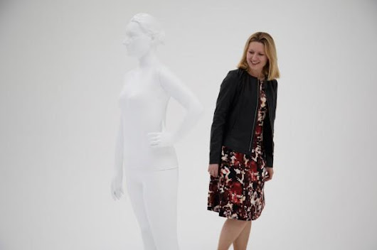 Realism in Retail: Long Tall Sally 3D Scans an Actual Customer for a Mannequin that Represents Real Women
