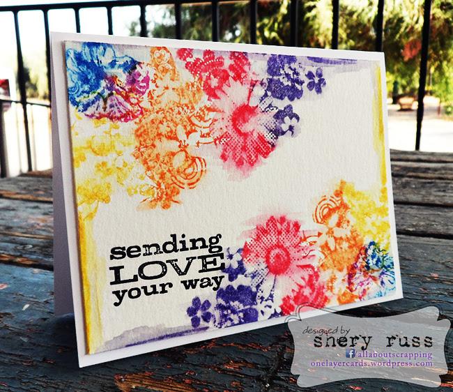 2013-09-14 CAS Sending love your way