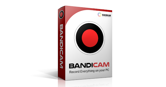 Bandicam - Recording Software for screen, game and webcam capture