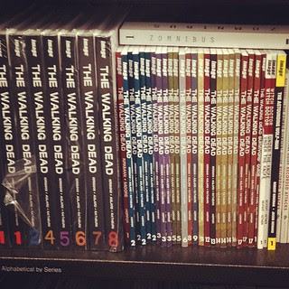Day54 if only I had enough money to buy the Walking Dead books I need! 2.23.13 #jessie365