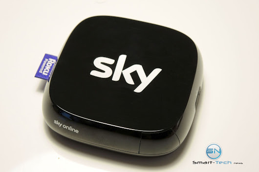 Sky Tickets – Sky Online Box im Test - Smart Tech News