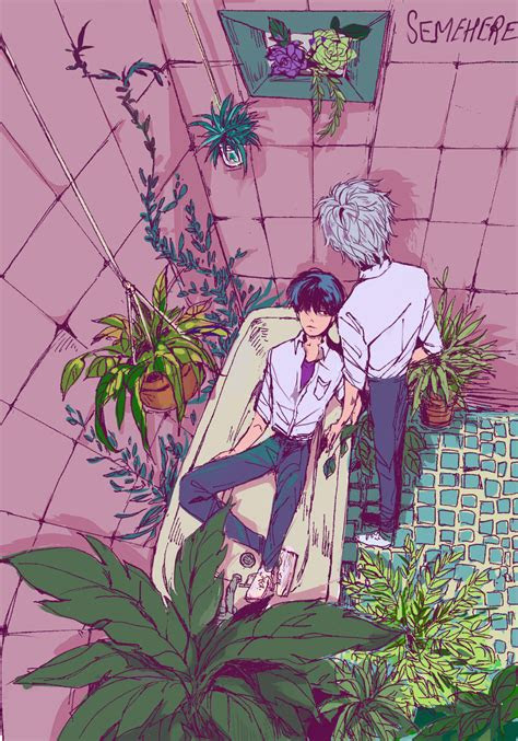 bathtub  flora         art dessin art dessin