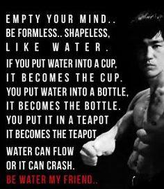De 35 Inspirerende Citaten Van Bruce Lee Mics Mind