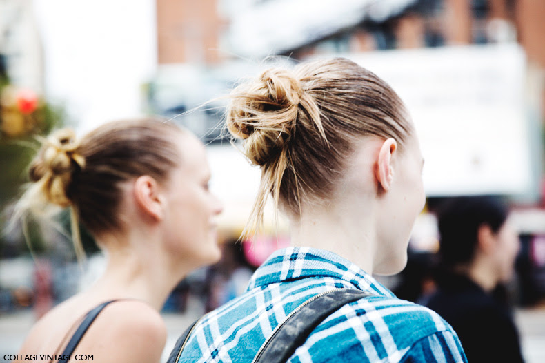New_York_Fashion_Week_Spring_Summer_15-NYFW-Street_Style-Topknot-