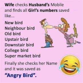 Funny Husband And Wife Quotes