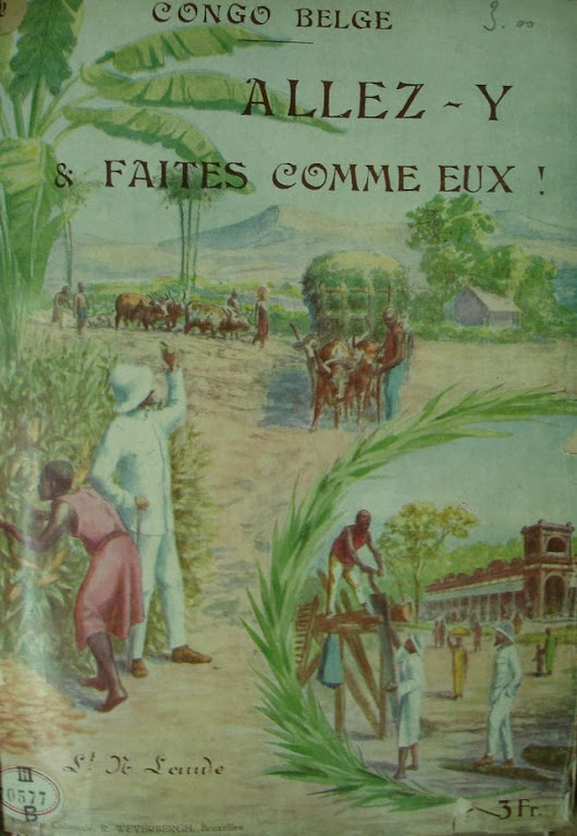 Colonial repression at its worst? Conrad and the Belgian Congo