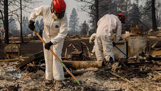 How California's Efforts to Prevent Wildfires Reflect a National Crisis on Climate Change | The New Yorker