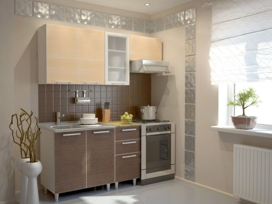 Useful Tips for Small Kitchen Interiors - House Decoration ...