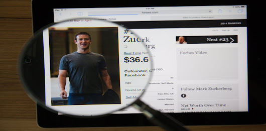 If Facebook ruled the world: Mark Zuckerberg's vision of a digital future
