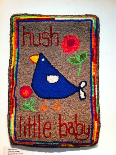 Hush Little Baby by Karen Nicolson