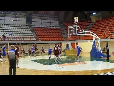 Στιγμιότυπα από τον αγώνα ΑΕ Λάρισας-Ηρακλής (89-110) για την Α2 ανδρών