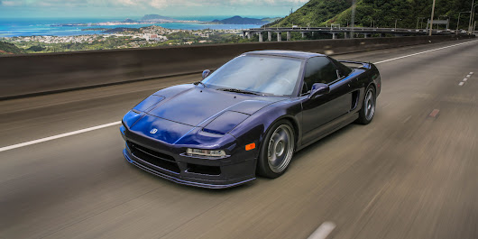 Meet the Man That Drove His NSX 90,000 Miles Across the USA in Three Years