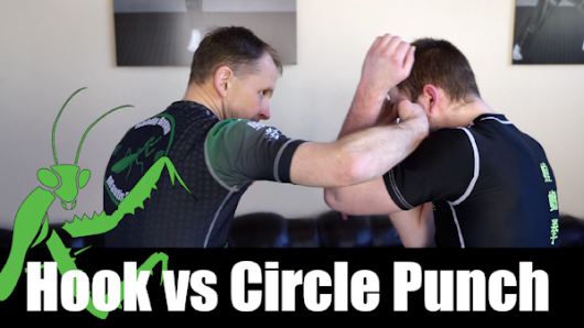 Hook vs Circle Punch - What's the Difference?