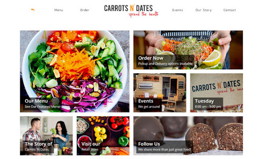 5 Windsor Restaurants with Stunning Website Designs