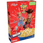 Kellogg's Disney Pixar Toy Story 4 Carnival Berry Cereal 9.9 oz