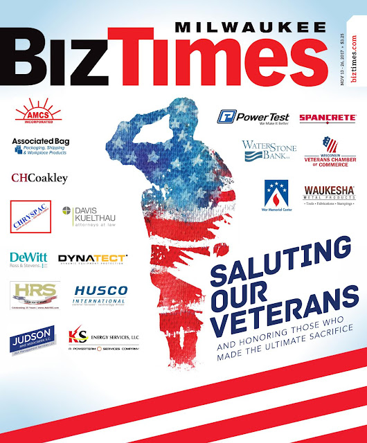 BizTimes Milwaukee | November 13, 2017