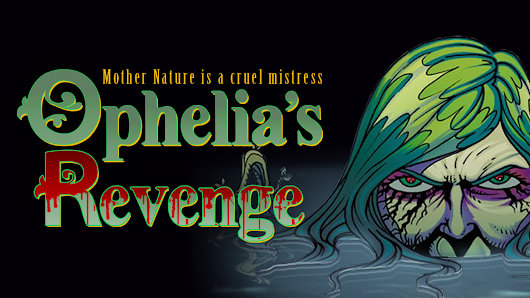OPHELIA'S REVENGE: Shakespeare's Ophelia is back for blood