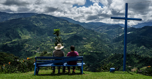 A Journey to Colombia's Coffee Belt - The New York Times