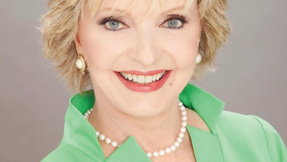 img FLORENCE HENDERSON, Actress and Singer
