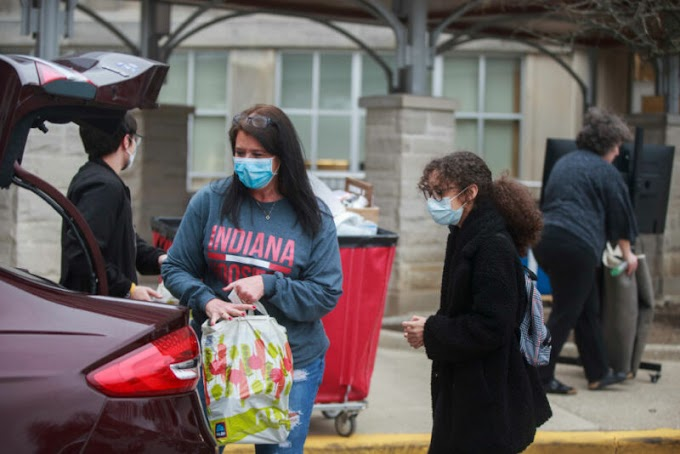 Indiana University wins in suit over its mask, vaccine mandates