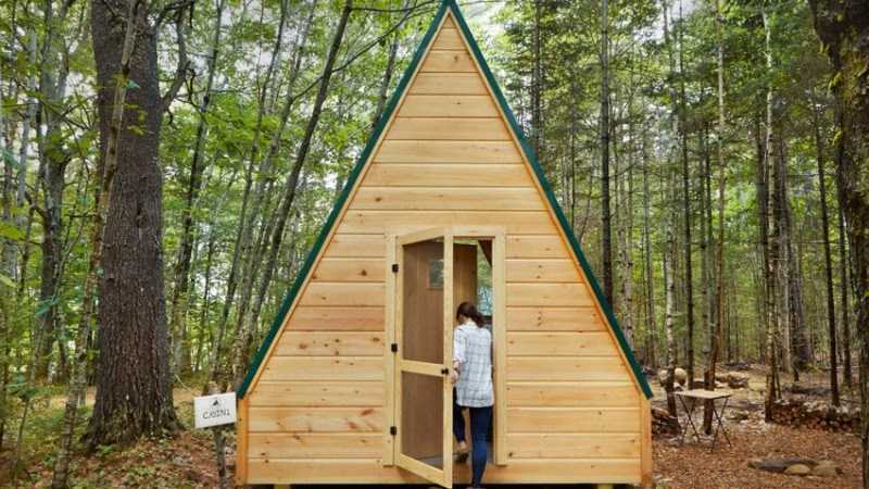 7 Dreamy Summer Cabins To Book Right Now