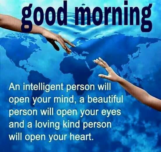 Good Morning Intelligent People Quote Pictures Photos And Images