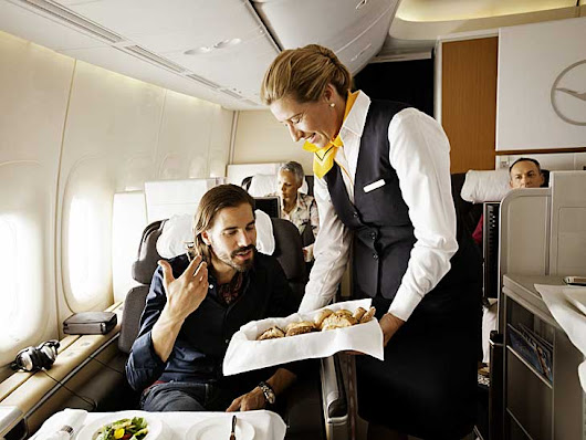 Perks In The Air: Improving Your Odds for Scoring a Flight Upgrade — thinkingoftravel.com