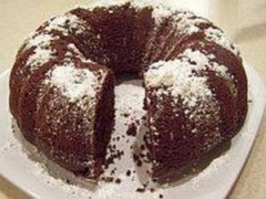 ciambella al cacao,ciambella,cacao,ciambella dolce,ciambella dolce,ricetta ciambella,