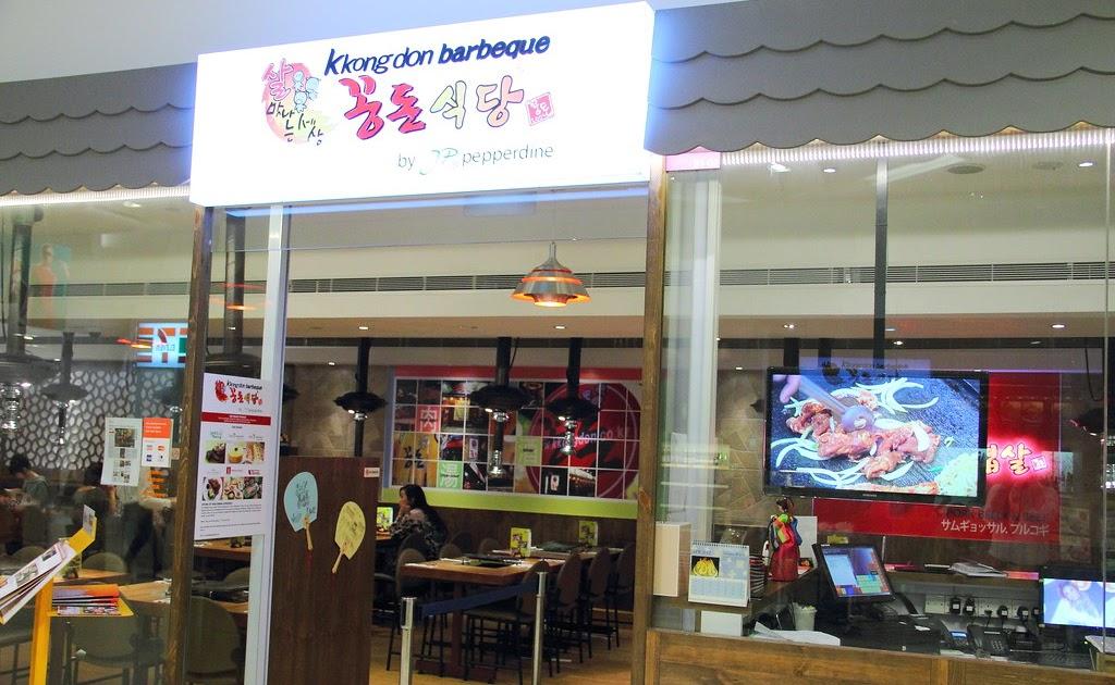 Marina Square Food Review
