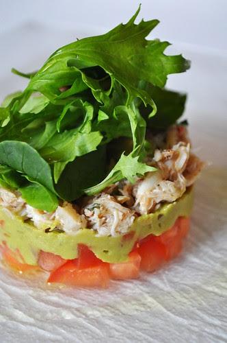 crabmeat mousse