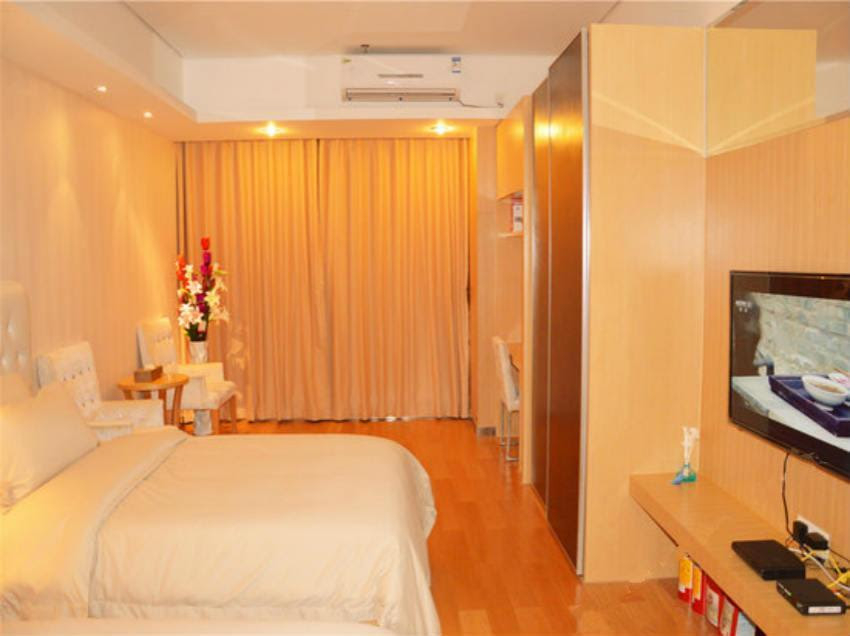 Hopson Ya Ju Apartment Guangzhou Hopson Plaza Branch Reviews