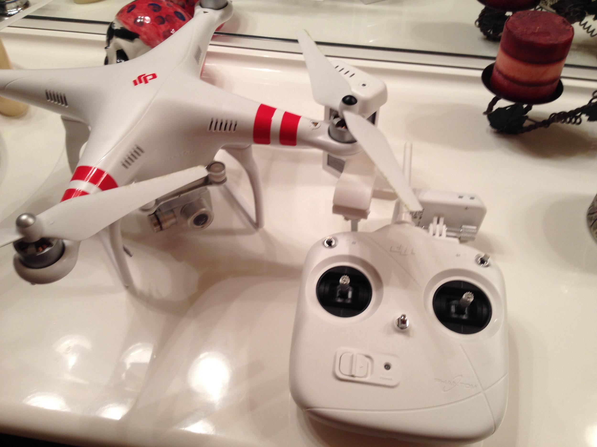 Dji phantom 2 vision plus drone. - R/C Tech Forums
