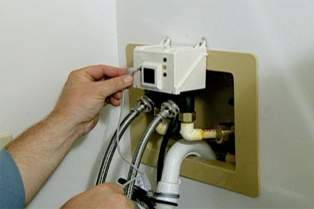 How to Install a Laundry Shut-Off Valve