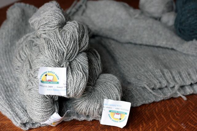 Lismore Sheep Farm wool